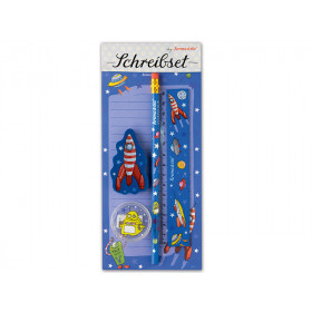 krima & isa Stationery Set SPACE