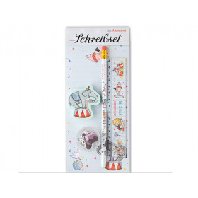 krima & isa Stationery Set CIRCUS