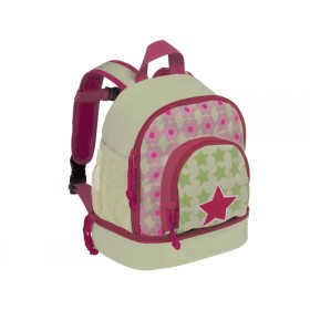 Mini backpack with stars for girls by Lässig