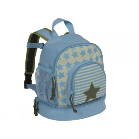 Mini backpack with stars for boys by Lässig