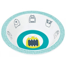 Lässig Melamine bowl Little Monsters BOUNCING BOB