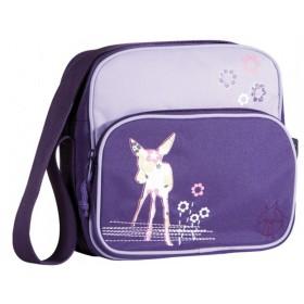 Lässig mini square bag deer viola