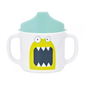 Lässig Melamine baby spout cup Little Monsters BOUNCING BOB
