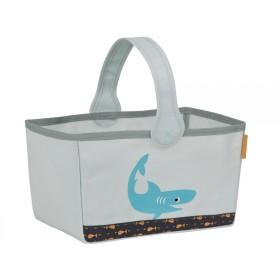 Lässig nursery caddy shark