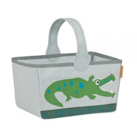Lässig nursery caddy crocodile