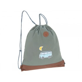 Lässig Mini Drawstring Bag ADVENTURE khaki