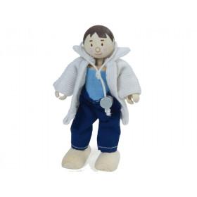 Le Toy Van dollhouse DOCTOR