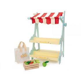 Le Toy Van Market & Fruit Crate