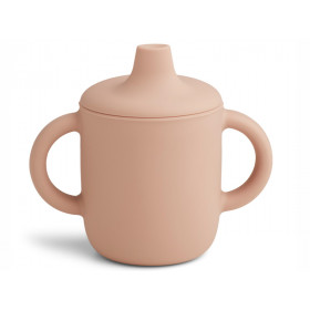 LIEWOOD Silicone Sippy Cup NEIL rose