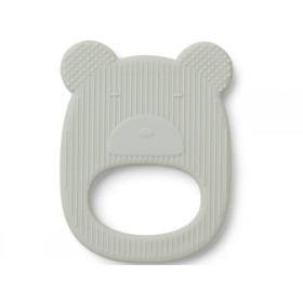 LIEWOOD Silicone Teether Gemma BEAR mint