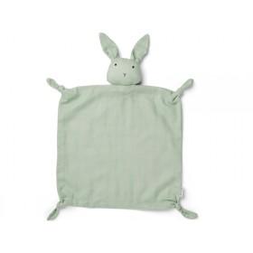 LIEWOOD Cuddle Cloth Agnete BUNNY mint