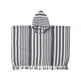 LIEWOOD Poncho ROOMIE navy/cream 2-4
