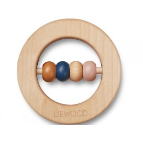 LIEWOOD Rattle ELTON colour mix