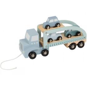 Little Dutch wooden pick-up truck