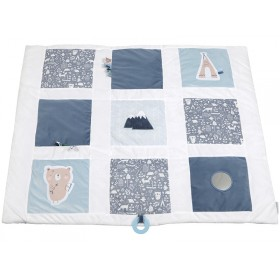 Little Dutch playpen mat BLUE