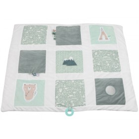 Little Dutch playpen mat MINT