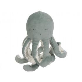 Little Dutch Cuddly Toy Ocean OCTOPUS mint