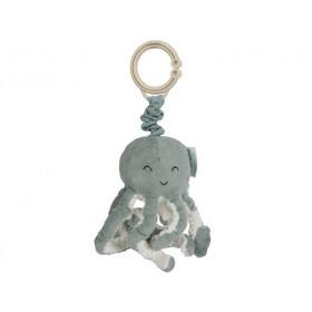 Little Dutch Wriggle Toy Ocean OCTOPUS mint