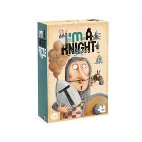 Londji Puzzle I'm a KNIGHT (100 Pieces)