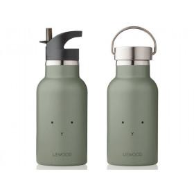LIEWOOD Water Bottle Anker RABBIT faune green