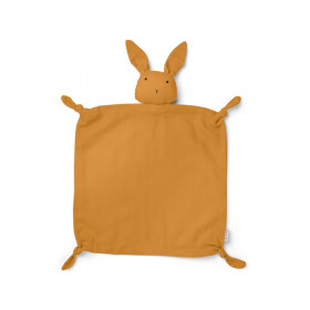 LIEWOOD Cuddle Cloth Agnete BUNNY mustard