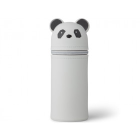 LIEWOOD Pencil Case Vitus PANDA grey