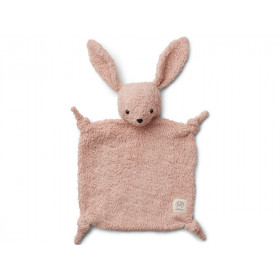 LIEWOOD Cuddle Cloth Lotte RABBIT rose