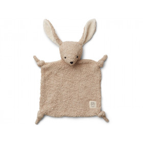 LIEWOOD Cuddle Cloth Lotte RABBIT pale grey