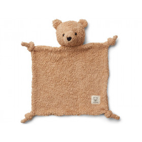 LIEWOOD Cuddle Cloth Lotte BEAR beige