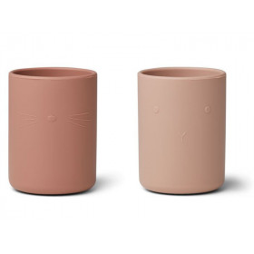 LIEWOOD Ethan Cups 2 Pack rose mix