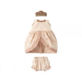 Maileg Princess Dress rose