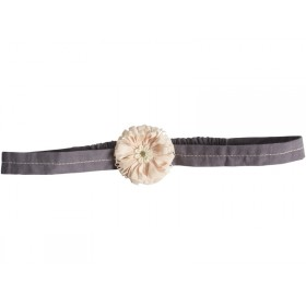 Maileg Hair Band Big Flower rose