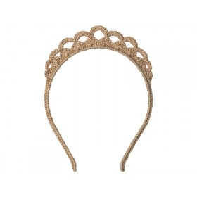 Maileg Hairband TIARA gold