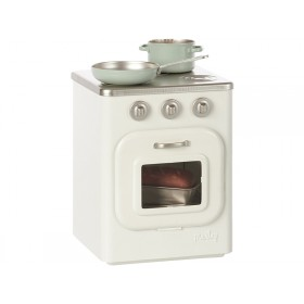 Maileg Metal STOVE with Utensils