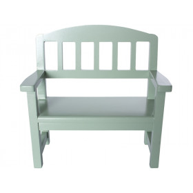 Maileg Wooden Bench for Mini & Micro mint