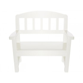 Maileg Wooden Bench for Mini & Micro offwhite