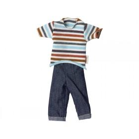 Maileg Ginger Family SET T-Shirt & Jeans