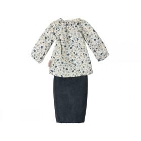 Maileg Ginger Family Mum's SET Skirt & Tunic