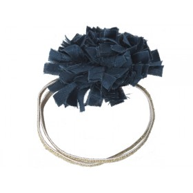 Maileg Hair Elastic Denim