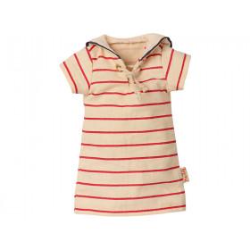 Maileg SAILOR DRESS Red (Size 2)