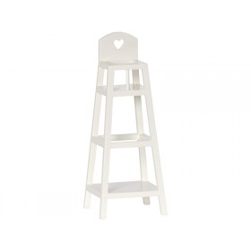 Maileg High Chair for MY offwhite