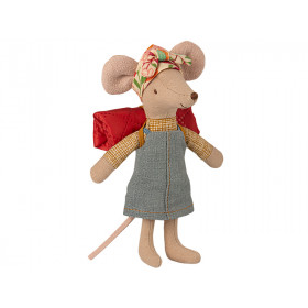 Maileg Mouse Big Sister HIKER