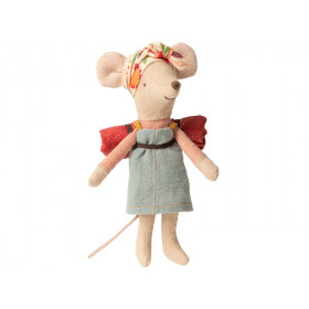 Maileg HIKER Mouse Big Sister