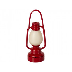 Maileg LANTERN for Doll House Red