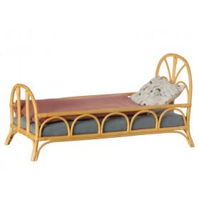Maileg Bed RATTAN for Medium