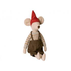 Maileg CHRISTMAS MOUSE Boy maxi