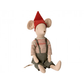 Maileg CHRISTMAS MOUSE Boy medium