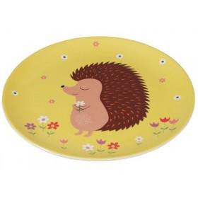Rexinter melamine plate Honey the Hedgehog