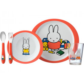 Mepal 5-Piece Gift Box MIFFY PLAY