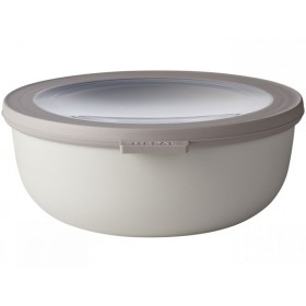 Mepal multi bowl Cirqula 1250 ml BEIGE